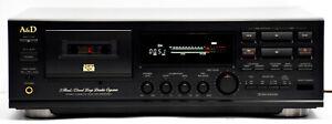 AKAI A&D GX-Z6300EV GX-67 3-Head Stereo Cassette Deck