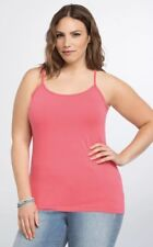 Torrid Plus Size Rouge Red Cami Size 00 New With Tags