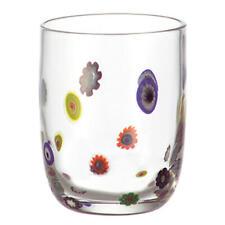 Leonardo Millefiori Becher klein Trinkglas Wasserglas Glas 450 ml 53840