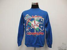 Vtg 90s 1993 Competitor Toronto Blue Jays World Series CHAMPIONS Sweatshirt sz L