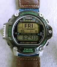 Vintage Casio Protrek PRT-30 watch