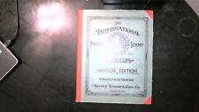 WORLDWIDE COLLECTION IN SCOTT INTERNATIONAL JUNIOR ALBUM, MINT/USED