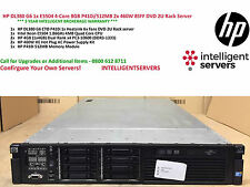 HP DL380 G6 2x E5620 Processors 48GB P410i/256MB Controller 2x460W Rack Server