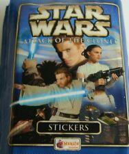 Star Wars Attack of the Clones 10 Sticker aussuchen