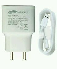 SAMSUNG MOBILE CHARGER USB ADAPTER 2.0 AMP + USB CABLE