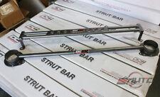 DC Sports Front + Rear Carbon Steel Strut Bar Brace for FRS BRZ Toyota 86 13-18