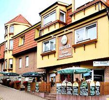 3 Tage Kurzurlaub Bad Suderode Hotel Auerhahn Reisegutschein Schloss Quedlinburg