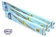 Vauxhall Agila 2000-2007 wiper blades SET OF 3 alca SPECIAL front and rear