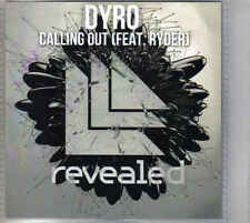 Dyro-Calling Out Promo cd single