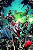 Suicide Squad Vol. 4: Earthlings on Fire [Rebirth] [DC Universe Rebirth: Suicide