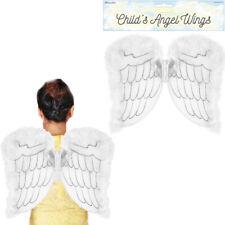 Child's Angel Wings Christmas Halloween Fancy Dress Costume Nativity 36cm x 20cm