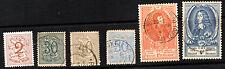 stamps Belgium A108(4) A109(2) Lot