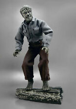 "Sideshow 12"" SILVER SCREEN WOLF MAN Signed OLUF W. HARTVIGSON Universal Dracula"