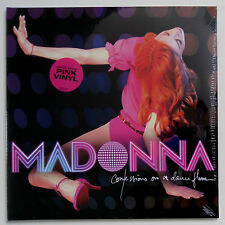 MADONNA * CONFESSIONS ON A DANCE FLOOR * LIMITED DOUBLE PINK VINYL * BN/SEALED!