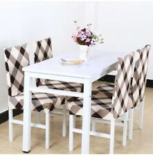 Spandex Washable Dining Room Chair Cover