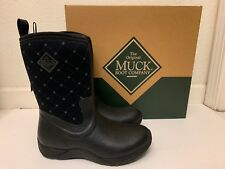NEW With Box Muck Women's Arctic Weekend Tall Boot Winter Black 6 7 8 9 10 11