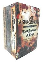 The First Law Trilogy By Joe Abercrombie inc The Blade Itself, Before They Are H