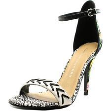 Sandalias y chanclas de mujer de tacón alto (más que 7,5 cm) de sintético talla 38