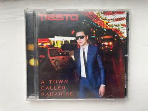 Tiesto A Town Called Paradise CD Disc Album Music 2014 DJ House Pop
