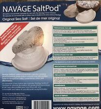 NEW IN SEALED PACKAGE! NAVAGE SALTPOD 30-PACK (30 SaltPods) Saline Capsules