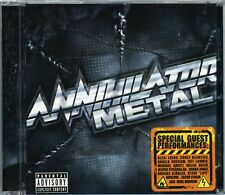 Annihilator 2007 Metal US CD Steamhammer Records SPV 98012
