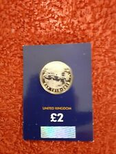 2018 RAF CENTENARY Sea King £2 Two Pound Coin BU Certified SOLD OUT Rare