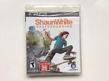 Shaun White Skateboarding - Playstation 3 PS3 video game disc * Ubisoft