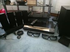 Sony Blue-ray Disc/DVD Home Theatre System 2x3D Sony glasses
