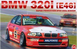 """1/24 Modern Race Car: BMW 320i [e46] """"DTCC 2001 WInner"""" : #24007: PLATZ/NUNU"""
