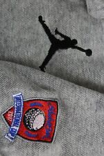 RARE Nike Jordan Dri-Fit Shadow Creek Invitational Cup 2017 POLO SHIRT Small S