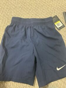 Nike Team Dri-Fit Laser Woven Soccer Training Shorts Youth Unisex Small