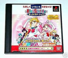 Sailor Moon Playstation PS Import Japan KIDS STATION