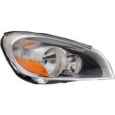 For Volvo S60 11-13, Passenger Side Headlight, Clear Lens