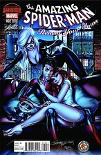 AMAZING SPIDERMAN RENEW YOUR VOWS 2 RARE J SCOTT CAMPBELL SDCC COLOR VARIANT NM