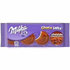 Milka Jaffa Cakes: CHOCOLATE -128g - Shipping Worldwide -