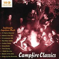Various Artists - Campfire Classics (2017)  10CD Box Set  NEW/SEALED  SPEEDYPOST