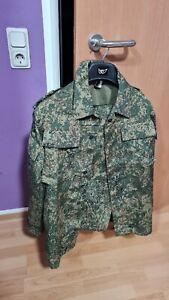 Russische Armee Uniform Digital flora