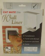 Cat Mate Elite Wall Liner White New  in Box