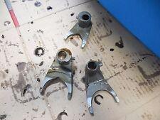 honda nighthawk cb450sc 450 transmission gear shift forks CB450T 1982 83 CM450C