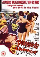 Nuovo Playgirls E The Vampire DVD