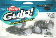 "Berkley Gulp! Saltwater Fishing Lure 1"" Peeler Crab GSPC1-MLT Molting"