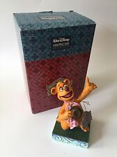 Disney Traditions Fozzie Bear 'Wakah Wakah' Boxed Jim Shore The Muppets