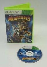 Madagascar 3 The Video Game, Microsoft Xbox 360 Tested!