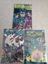 Batman Outlaws Complete Collection