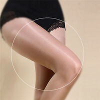 Fashion Women's Sexy Sheer Oil Shiny Glossy Classic Pantyhose Tights Stocking NT