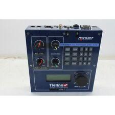 Tieline Codec Solutions Patriot 80bps XLR POTS Audio Codec Model TL100