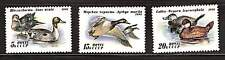 RUSSIA # 6009-6011 MNH Birds Ducks Geese