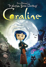 Coraline Dvds For Sale In Stock Ebay