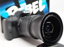 Ultra Wide Angle Fisheye Lens for Canon Eos Digital Rebel EF-S 55-250mm IS STM