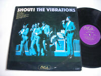 SHIGGIES The Vibrations Shout! Original 1965 Mono LP VG+